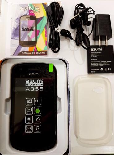 celular azumi mobile a35s