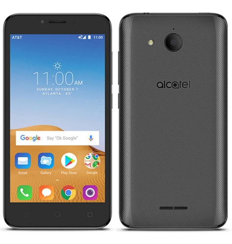 celular barato 4g alcatel ideal tetra 16gb ram 2gb android 8