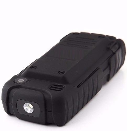 celular barato land rover bateria 10000mah lanterna p/ idoso