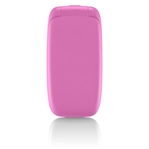 celular barato multilaser flip up p9022 rosa 12x sem juros