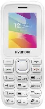 celular barato para idoso - hyundai d245 - 2 chips bluetooth
