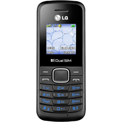 celular barato simples lg b220 original de 2 chips envio já