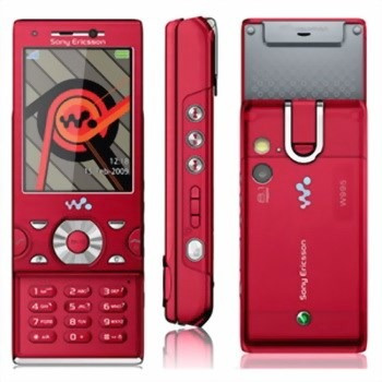 celular barato sony ericsson w995 wifi 8mpx gps mp3 regalos!