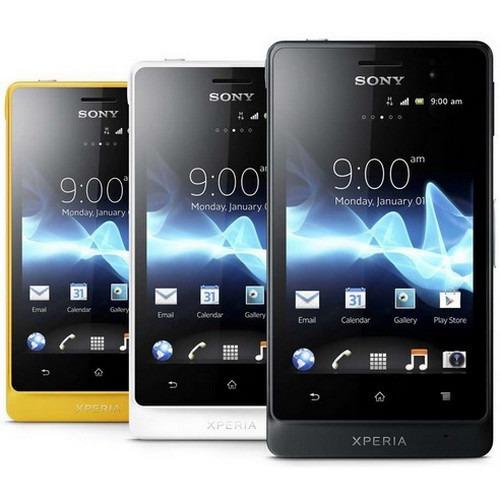 celular barato sony xperia go android 16gb 5mp wifi whatsapp