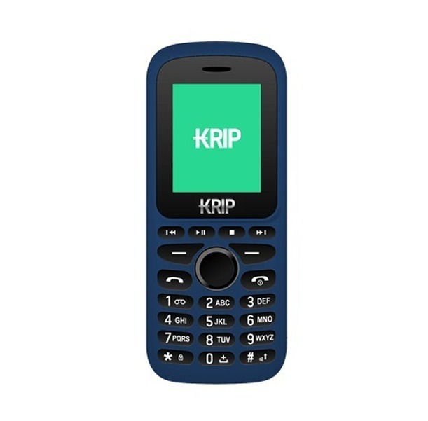 15990c667aa Celular Basico Krip K1 Doble Sim Liberado Mp3/bluetooth - Bs. 91.500 ...