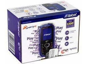 celular basico nyx 5 piezas