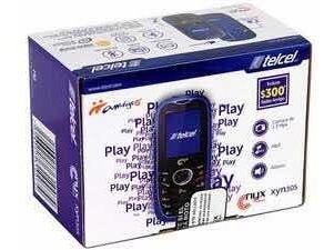 celular basico nyx xyn 305