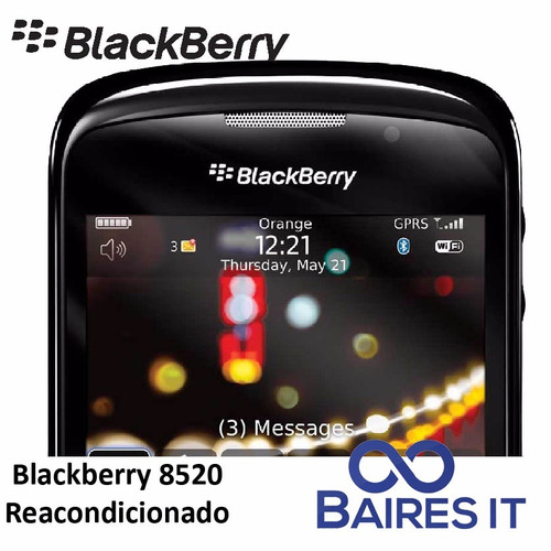 celular blackberry 8520