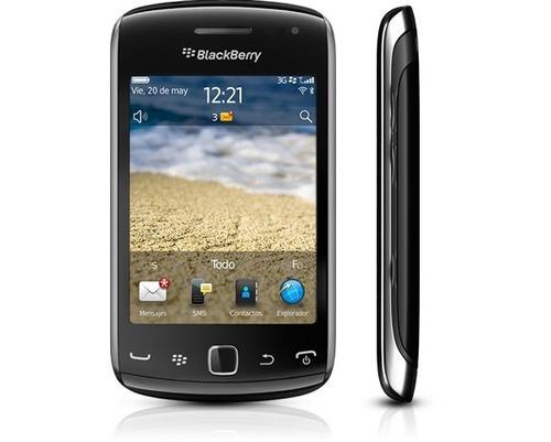 celular blackberry 9380 curve liberado bbm 3g