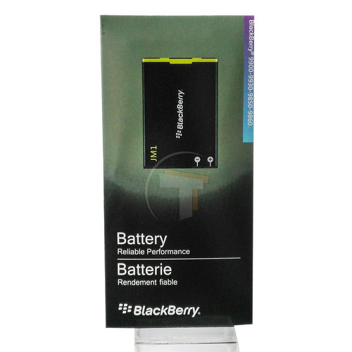 celular blackberry bateria