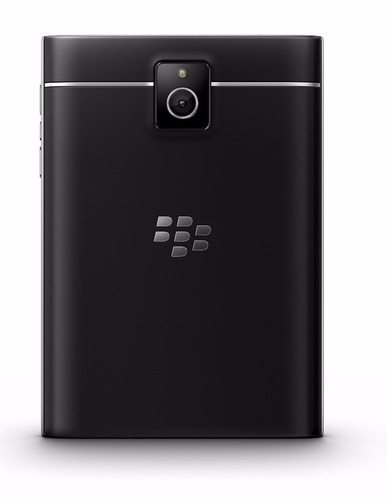 celular blackberry passport: nuevo, funda gratis, (fedorimx)