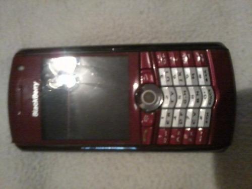 celular blackberry  pearl