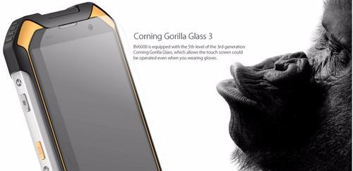 celular blackview bv6000 el  más resistente del mundo