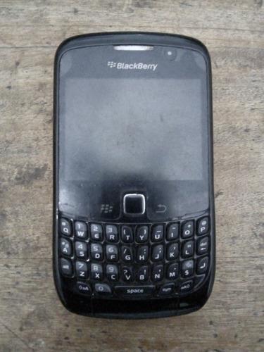 celular blakberry  curve para repuestos (cu3)