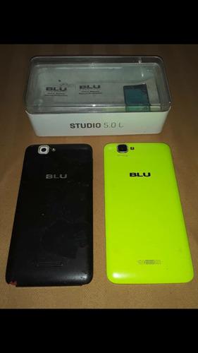 celular  blu 5.0 c hd modelo d534u para reparar o repuestos
