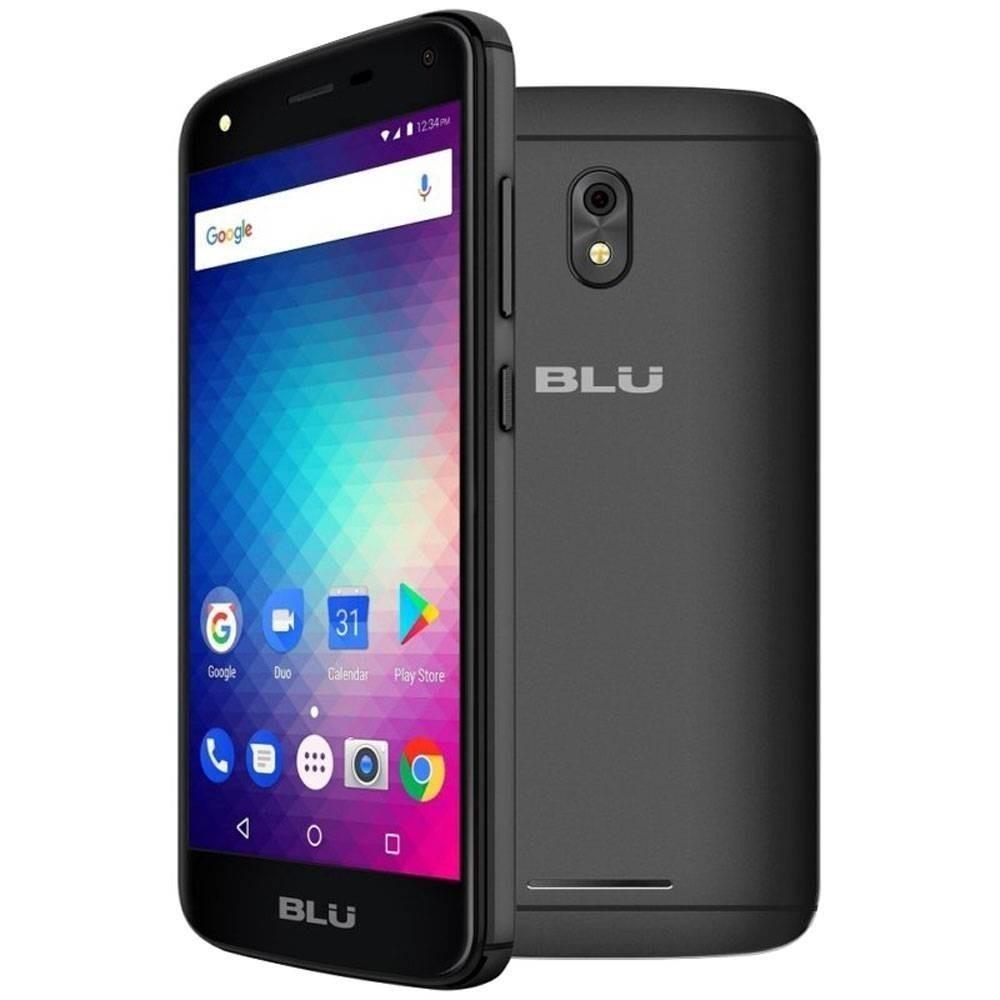 Celular Blu C5x - Libre - Negro - Dorado + Regalo - $ 3.350,00 en Mercado  Libre