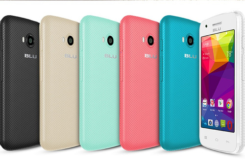 celular blu dash j dual core pantalla 4  2mp doble sim