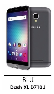 celular blu dash xl d710u nuevo en caja libre de fabrica