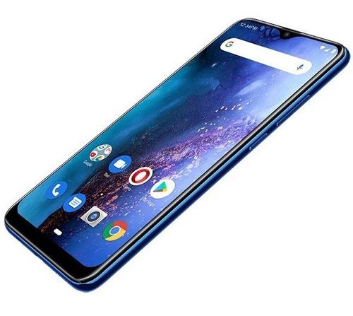 celular blu g9 pantalla infinity 6,3 hd, 64 gb + 4 gb de ram