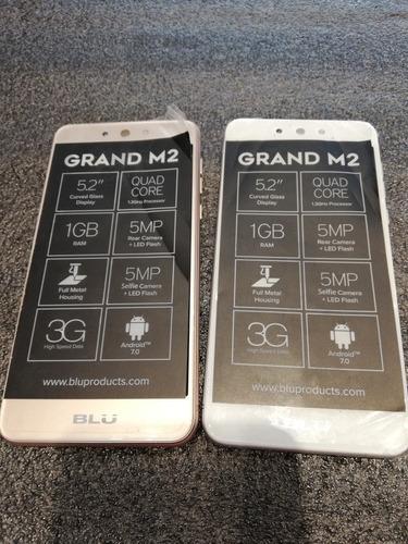 celular blu grand m2 nuevo