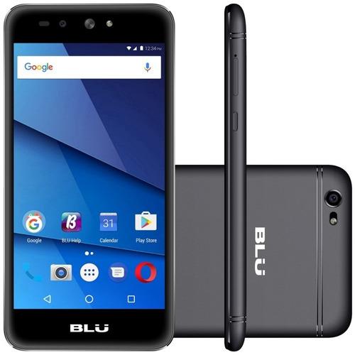 celular blu grand x 4g lte tela 5.0 (j7,g5,k10,s8,j5)
