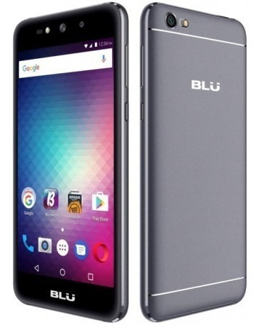 celular blu grand x dual sim 3g tela 5.0 câm. 5mp - 8gb wifi
