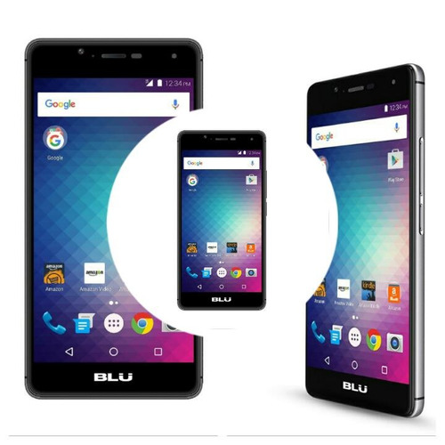 celular blu r1, 2gb ram, 8mp + envio gratis