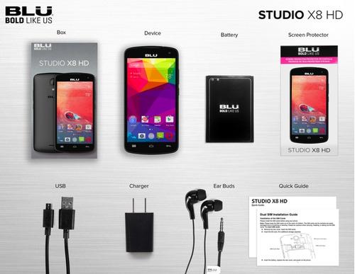 celular blu studio