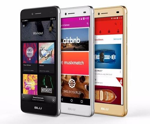 celular blu studio selfie 2 quad core 1gb ram bateria 3000ma