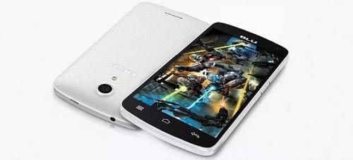 celular blu studio x8hd octa core camera 5mp tela5.0 c/ capa