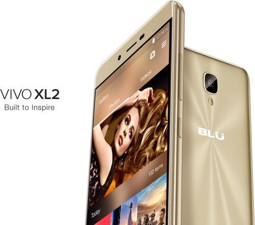celular blu studio xl2 pantalla 6  memoria ram 2g! 13mp!