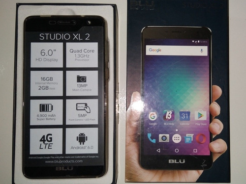 celular blu studio xl2 para repara o repuesto