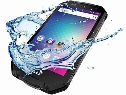 celular blu tank xtreme 4 resiste agua golpes whatsapp wifi