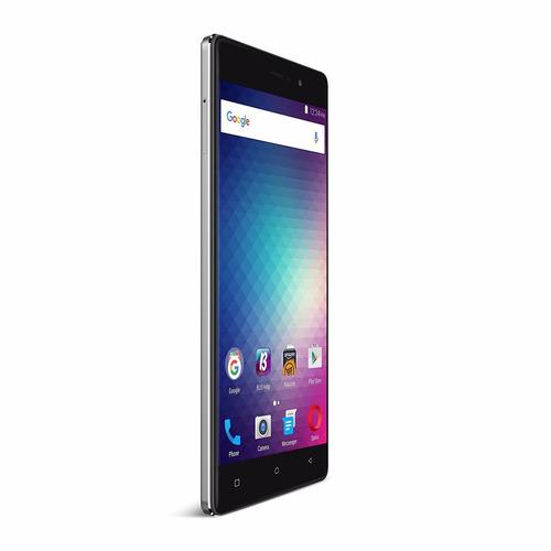 celular blu vivo 5r 5.5 32gb+3gb ram gris libre de fabrica