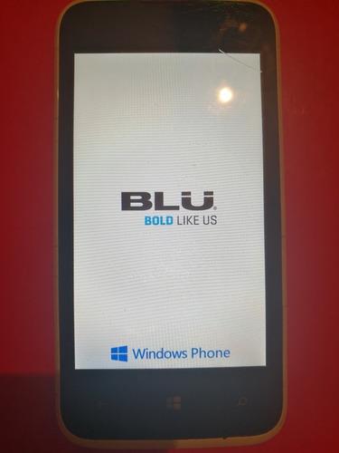 celular blu win jr w410u. windows 8.1,