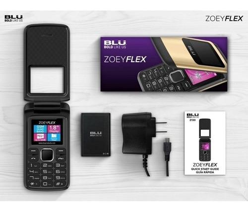 celular blu zoey flex 2g tapita ideal para personas mayores!