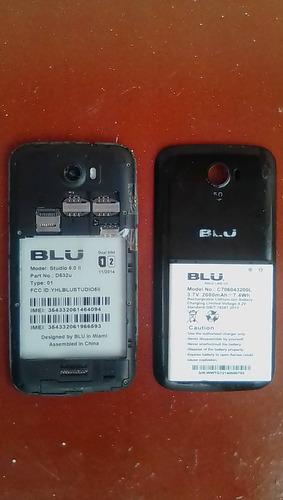 celular blue studio 5.0 / para  repuesto