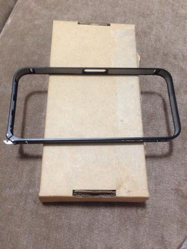 celular capinha iphone 5 5s aluminio case bumper metal