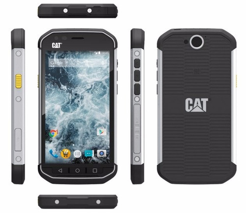 celular cat s-40 caterpillar dual chip 4g lte android 5.1