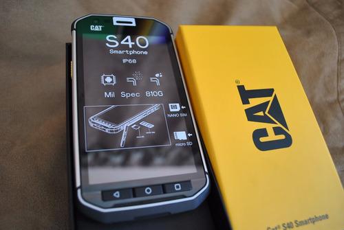celular cat s40 original ! remato!