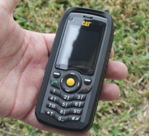 celular caterpilar cat b25 antichoque prova d'agua dual chip