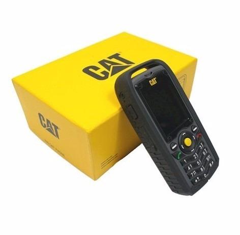 celular caterpillar b25 cat phone antichoque dual chip