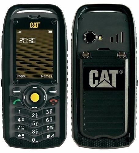 celular caterpillar cat b-25 antichoque prova d'agua poeira