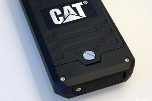 celular caterpillar cat b30 dual 3g prova d'agua antichoque