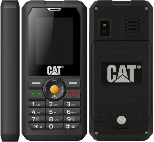 celular caterpillar cat b30 dual sim 3g  resistente a todo