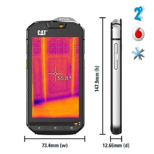 celular caterpillar cat s60 32gb cam térmica 4g original