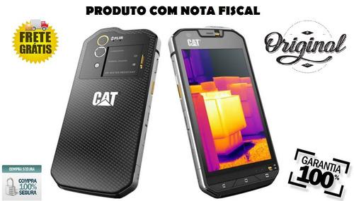 celular caterpillar cat s60 dual chip 32gb 4g 100%original