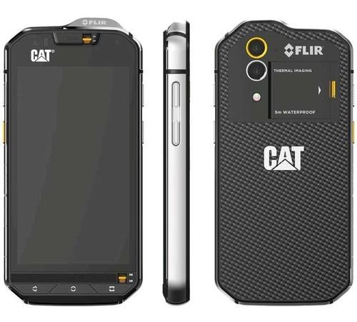 celular caterpillar cat s60 negro liberado | mastronics