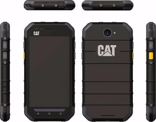 celular caterpillar s30 - 4.5 polegadas - 4gb - prova d água