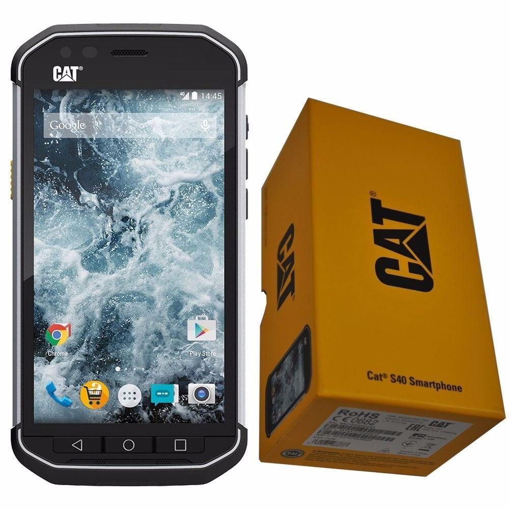 96929cfe116 Celular Caterpillar S40 - Pantalla 4.7- 16gb Gris - $ 841.900 en Mercado  Libre